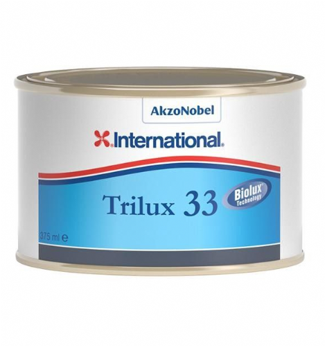 International Trilux 33 Antifouling Paint 375ml